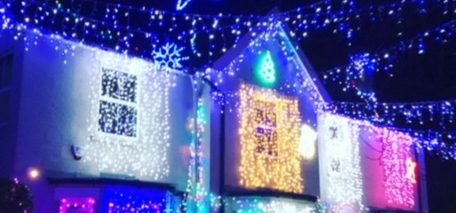The most lights Royston has ever seen (video)