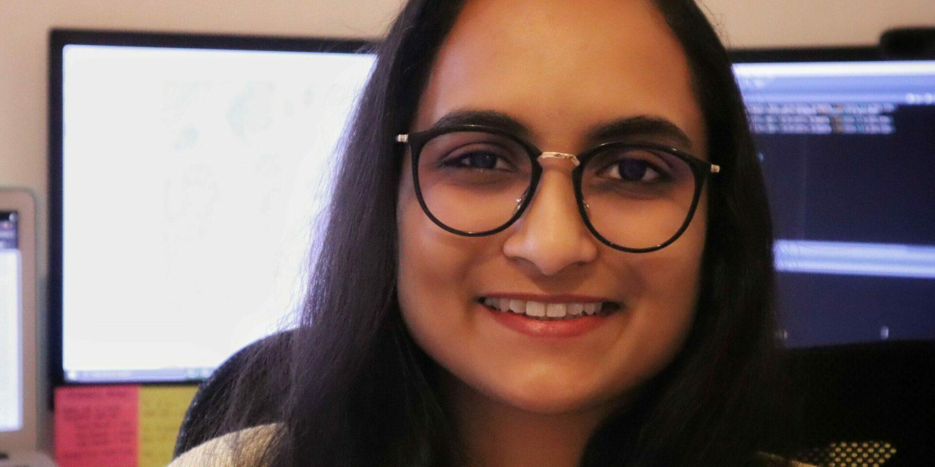 Meet the Scientists: Bonnie Chatterji